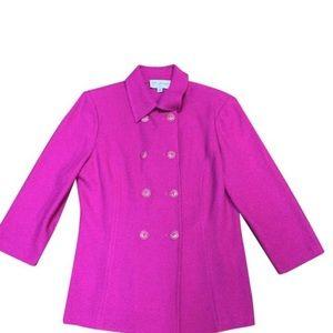 St. John Collection Santana knit jacket size 12